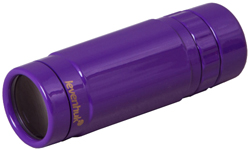 Levenhuk Rainbow 8x25 Amethyst Monocular Magnification: 8x. Objective lenses diameter: 25 mm