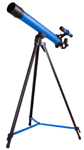 Bresser Junior Space Explorer 45/600 AZ Telescope, blue